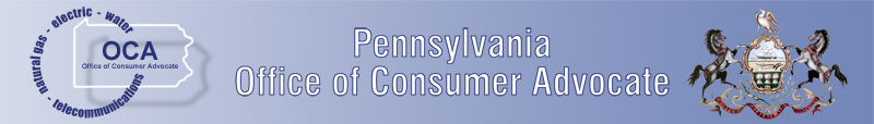 Pennsylvania Office of Consumer Advocate